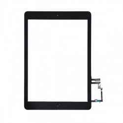 iPad Air Display Glas Digitizer - Schwarz