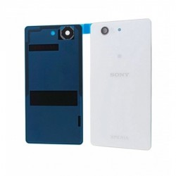 Sony Xperia Z3 Compact 100% ORIGINAL Akkudeckel Backcover - Weiss